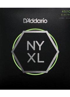 D'Addario D'Addario, NYXL105, Set Long Scale, Light Top / Med Bottom, 45-105