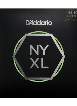 D'Addario D'Addario, NYXL105, Set Long Scale, Light Top / Med Bottom, 45-105