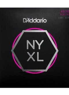 D'Addario D'Addario NYXL45100, Set Long Scale, Regular Light, 45-100
