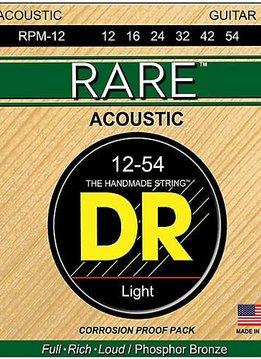 """DR DR """"Rare"""" Acoustic Lite, 12-54"""