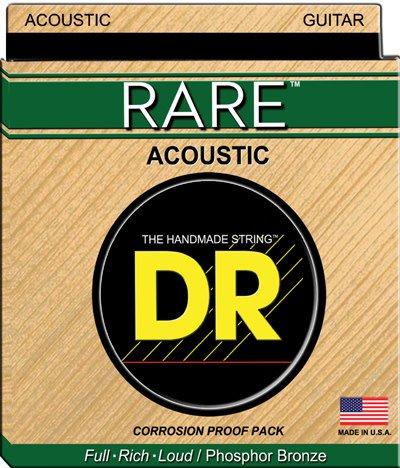 "DR DR ""Rare"" Acoustic Custom Lite, 11-50"