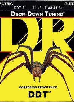DR DR DDT Guitar Set, 11-54