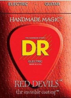 DR DR Red Devils Elec. Guitar Strings, 10-46