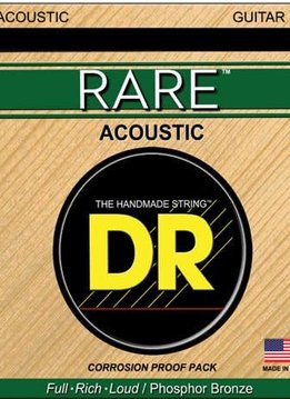 DR DR Strings Rare 12 String Set, 10/12