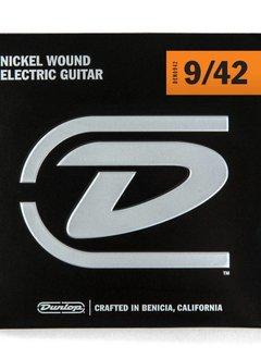 Dunlop Dunlop Light Nickel Electric Strings 9-42