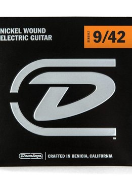 Dunlop Dunlop Light Nickel Electric Strings 9-42