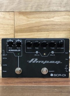 Ampeg Ampeg Bass DI with Scrambler Overdrive