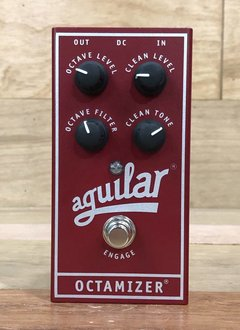 Aguilar Aguilar Octamizer Analog Octave Pedal