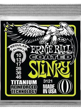 Ernie Ball Ernie Ball RPS Coated Regular Slinky Titanium
