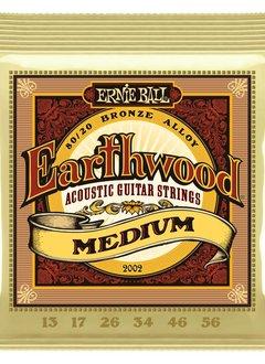 Ernie Ball Ernie Ball Earthwood Medium 80/20 Bronze Acoustic