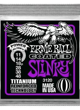 Ernie Ball Erniel Ball Coated Power Slinkies