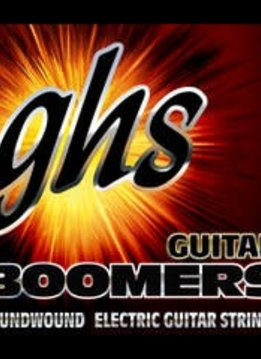 GHS GHS GBH Guitar Boomers Electric String Set, 12-52