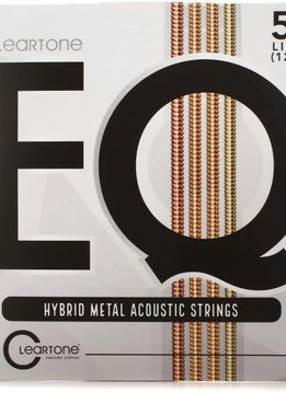 Cleartone Cleartone EQ Hybrid Metal Acoustic Strings Light 12-53