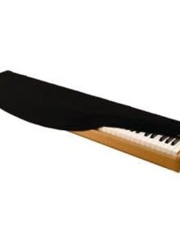 On-Stage On-Stage KDA7061B 61 Key Keyboard Dust Cover, Black