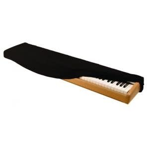 On-Stage On-Stage KDA7061B 61 Key Keyboard Dust Cover, Black