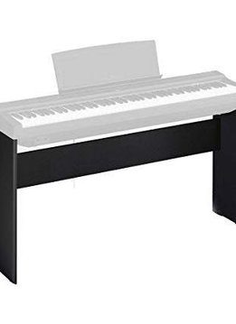Yamaha Yamaha L125 Wood Keyboard Stand for P125, Black