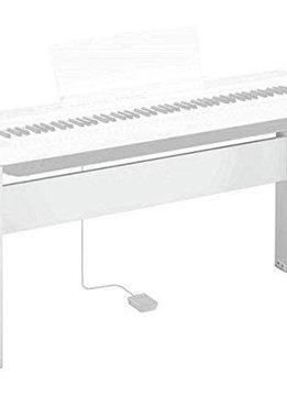 Yamaha Yamaha L125WH Wood Keyboard Stand for P125,  White