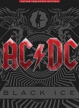 AC/DC - Black Ice: Guitar Tablature Book