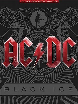 AC/DC - Black Ice: Guitar Tablature Book