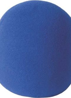 On-Stage On-Stage ASWS58-BL Foam Windscreen- Blue