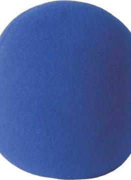 On-Stage On-Stage ASWS58-BL Foam Windscreen- Blue