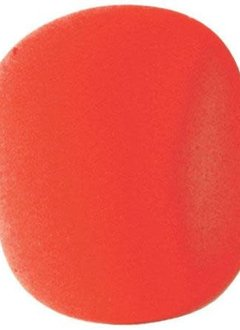 On-Stage On-Stage ASWS58-R Foam Windscreen- Red
