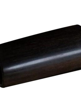 Taylor Taylor Ebony Wood Guitar Slide, Large 13/16""