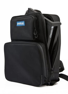 PedalTrain - Pedaltrain Premium Soft Case with Hideaway Backpack - Classic Jr,  Novo 18 , PT-JR