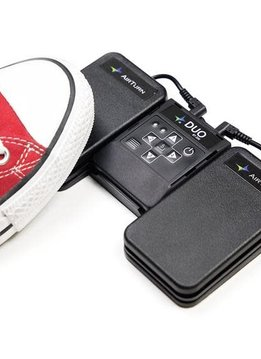 Airturn Duo 2 Pedal Bluetooth Page Turner Bt-106