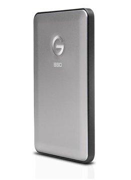 G-Drive Slim 500 GB Hard Drive Storage w/ Gobbler