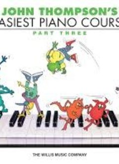 Hal Leonard John Thompson's Easiest Piano Pt 3