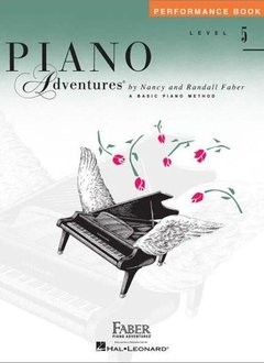 Hal Leonard Piano Adventures Level 5 Performance Book