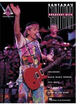 Hal Leonard Santana's Greatest Hits