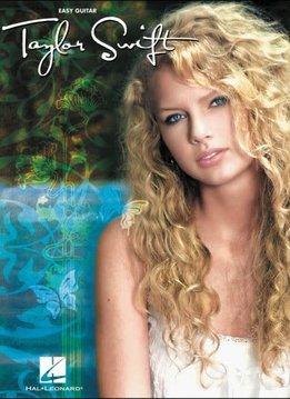 Hal Leonard Taylor Swift Easy Guitar Book