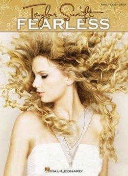 Hal Leonard Taylor Swift Fearless