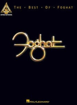 Hal Leonard The Best of Foghat