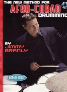 Hal Leonard The New Method for Afro-Cuban Drumming