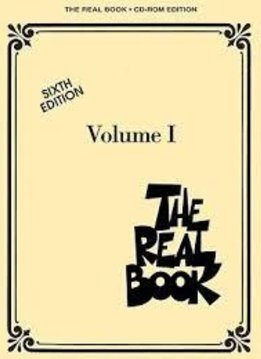 Hal Leonard The Real Book Vol. I CD-ROM