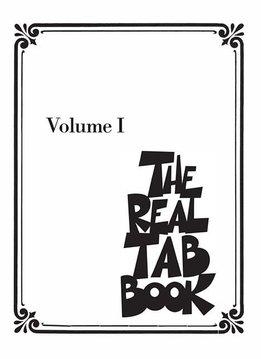 Hal Leonard The Real Tab Book Vol. 1