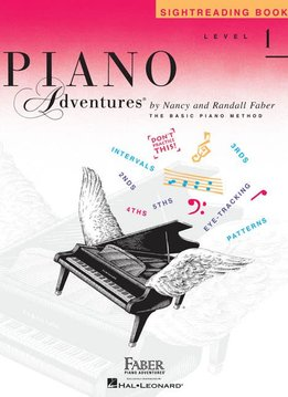 Hal Leonard Accelerated Piano Adventures Level 1 Sightreading