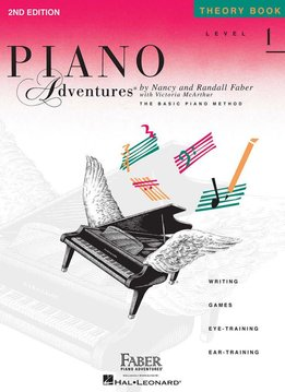 Faber Faber Piano Adventures Theory Book 1