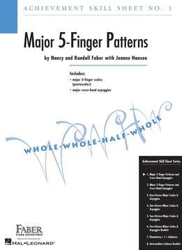 Faber Faber Major 5-Finger Patterns