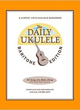 Hal Leonard The Daily Ukulele for Baritone