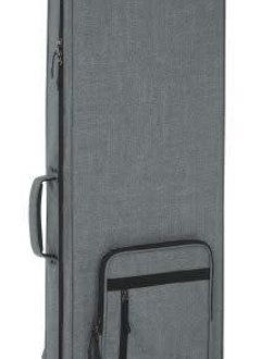 Gator Cases Gator Transit Rigid Bass Guitar, Grey
