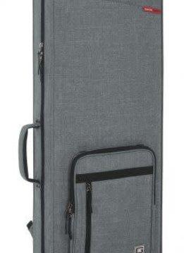 Gator Cases Gator Transit Rigid Electric Guitar Bag, Grey Color