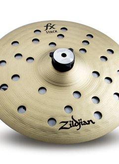 "Zildjian Zildjian 10"" FX Stack Pair with Mount"