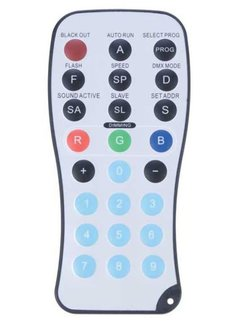 ADJ LED RC remote for Tri fixtures