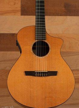 Breedlove Breedlove Used Bossa Nova Nylon String Guitar