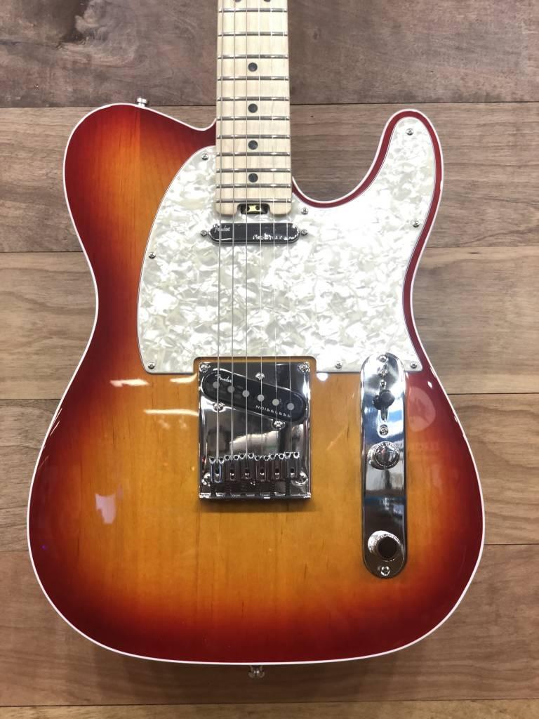 Fender Fender American Elite Telecaster®, Maple Fingerboard, Aged Cherry Burst