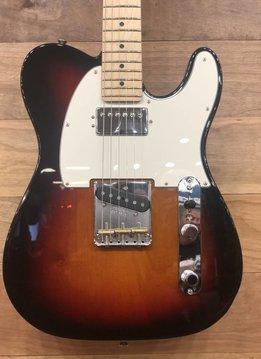 Fender Fender American Performer Telecaster® with Humbucking, Maple Fingerboard, 3-Color Sunburst